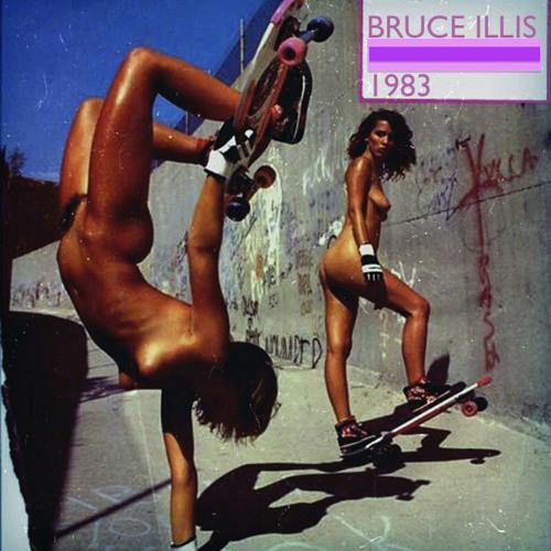 Tony Montana (1983 tape out now free: bruceillis.bandcamp.com   )