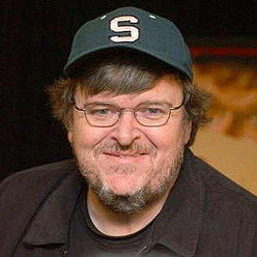 Michael Moore Interview by Louise Palanker