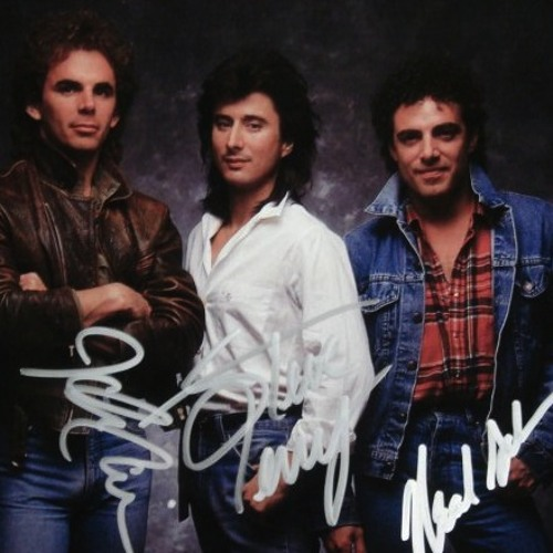 Journey Interview by Louise Palanker and Tony Hudson
