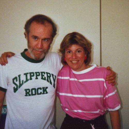 George Carlin Interview by Louise Palanker