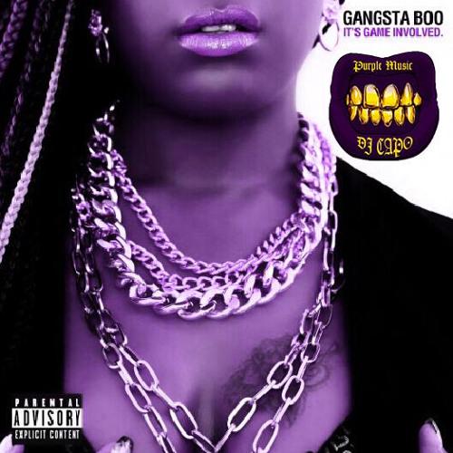 GangstaBoo - Indiana Jones (C&S by@_DJCAPO )