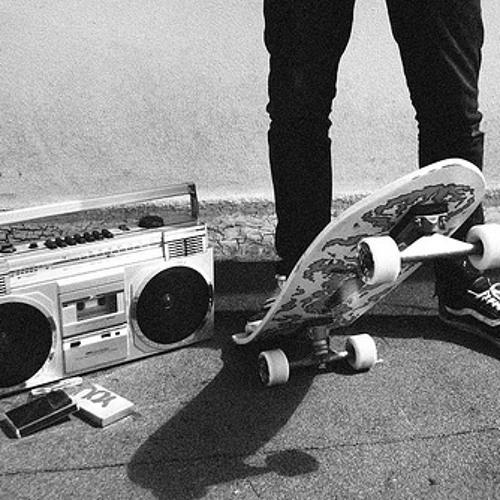Rapper Neg - Rap e Skate