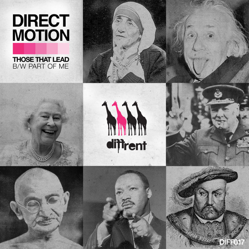 """*** OUT NOW *** Direct Motion """"Part Of Me"""" (DIFF017)"""