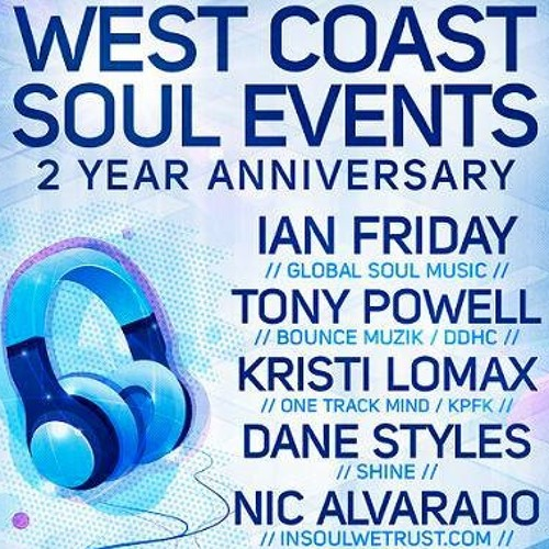 Dane Styles - Live at West Coast Soul - King King - April 27, 2013 - Hollywood