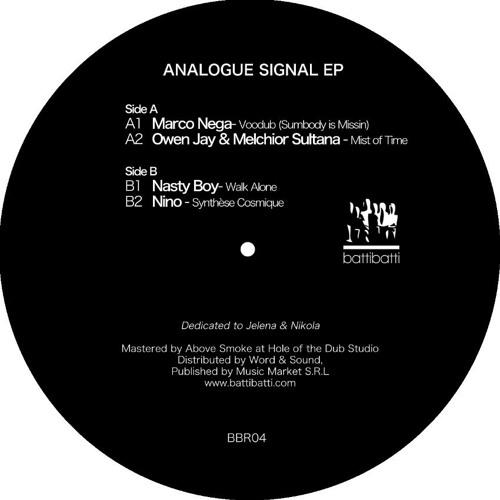 Marco Nega - Voodub (Analogue Signal EP / BBR04) BattiBatti