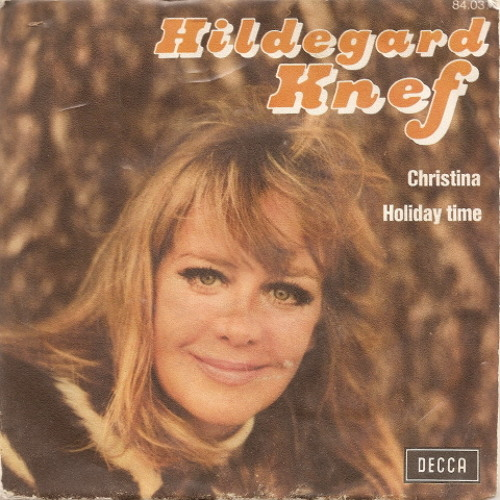 Hildegard Knef - Holiday Time (Ole Smokey Edit)