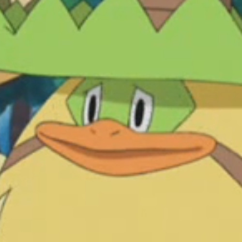 give ludicolo a chance, look at those sad eyes