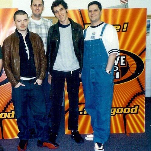 DAFT PUNK - 103.1 Groove Radio LA - Interview/DJ MIX 04.02.1997