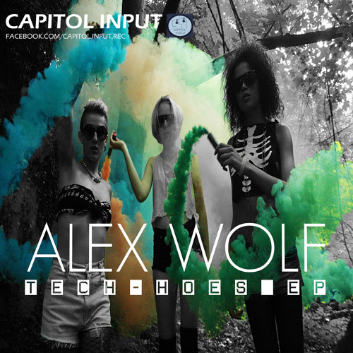 Alex Wolf - That Funky Beat (Original Mix) - [Capitol Input] // [OUT NOW!!]
