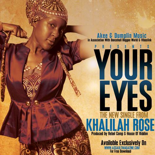 Khalilah Rose-Your Eyes