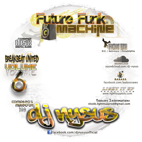 Breakbeat United Vol. 6 - Future Funk Machine