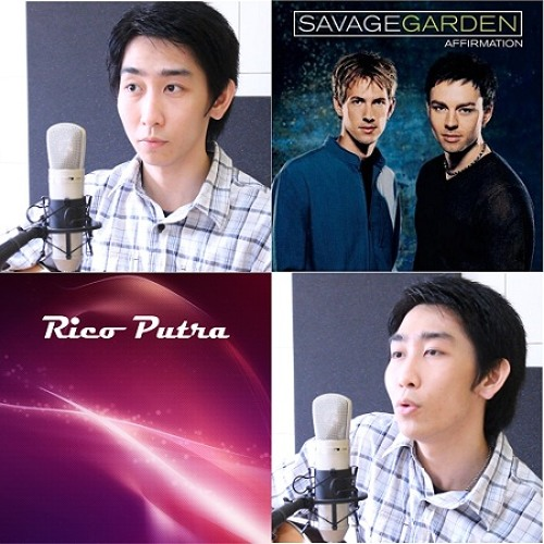 Savage Garden - I Knew I Love You (Cover By Rico Putra)