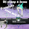 Fire - Toby Mac & electric love (Dj C4J live remix in freestyle zone mix 1)