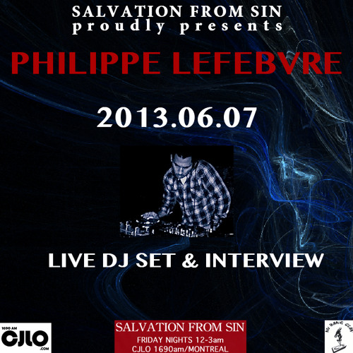 Salvation From Sin (2013-06-07) feat. PHILIPPE LEFEBVRE