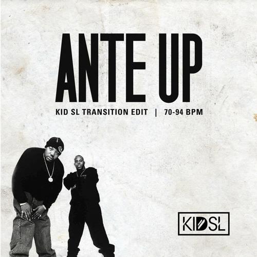 Ante Up - M.O.P. (Kid SL Transition edit) (Dirty) (70-94)