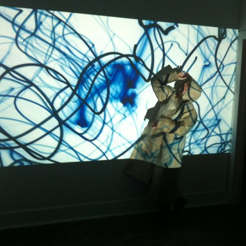 soundscape for Tess De Quincey performance at SNO Gallery, Sydney 08 June 2013