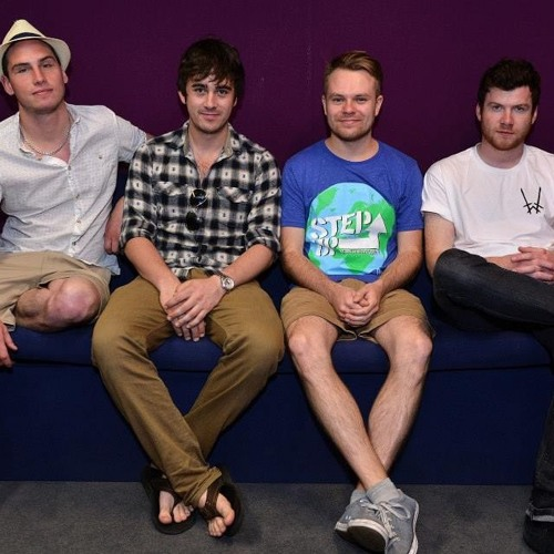 Enter Shikari | Keep Your Head Up [Ben Howard cover on BBC Live Lounge]
