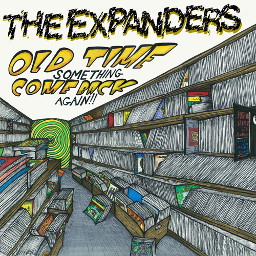 THE EXPANDERS - The Clip (original by THE KINGSTONIANS)