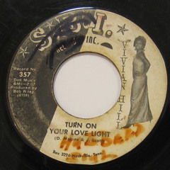 VIVIAN HILL - Turn on your love light