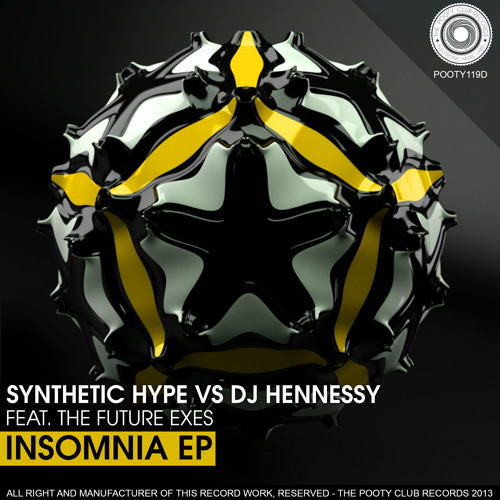 Synthetic Hype Feat. The Future Exes - She Can't Sleep (Original Mix)