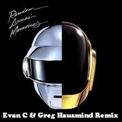 Daft Punk - Contact (Evan C & Greg Hausmind Remix)