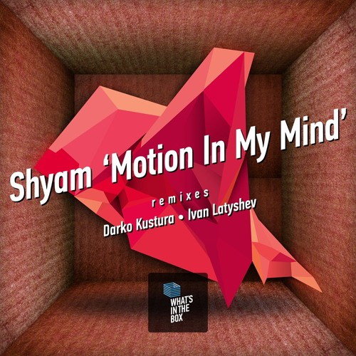 Shyam - Motion In My Mind (Darko Kustura Instrumental Remix)