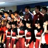 Sing Haleluya and Clap Your Hands (GKII Youth Choir)