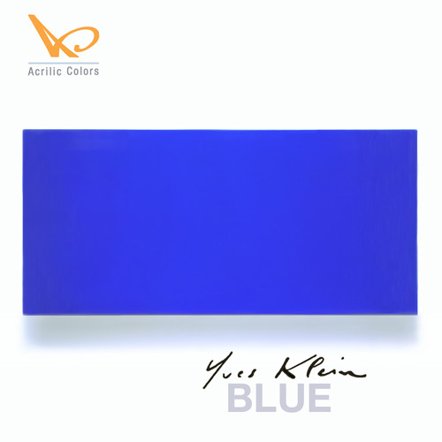 Yves Klein Blue (remastered full mix)