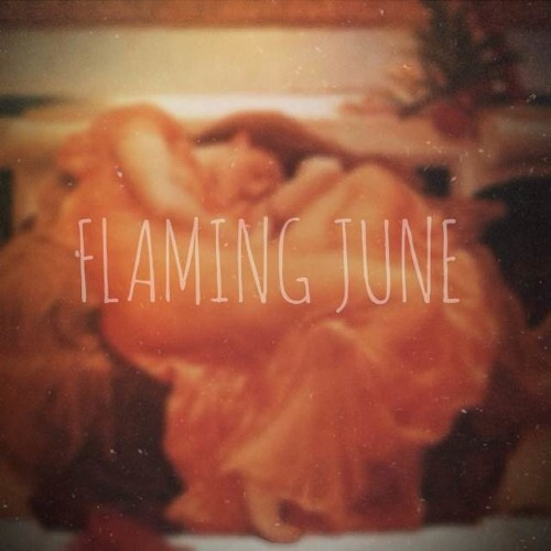 Kuizz Shah - Flaming June