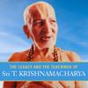 Krishnamacharya reciting the Hathayogapradipika (1976)