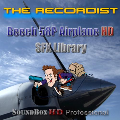 Beech 58P Airplane Part 2