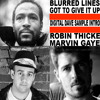 Robin Thicke vs. Marvin Gaye - Blurred Lines (Digital Dave Sample Intro - Clean)