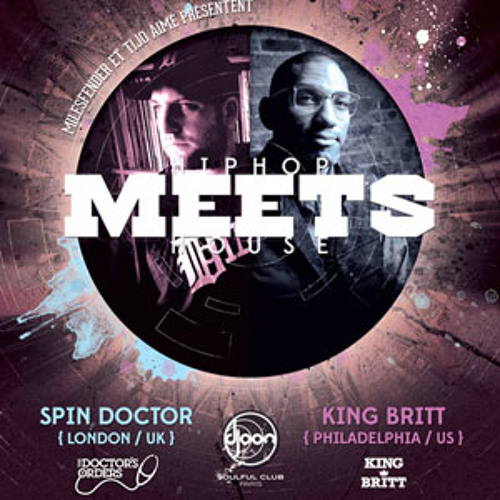Spin Doctor @ Meets, Djoon, Friday June 7th, 2013
