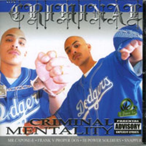 Mr.Criminal - Criminal Mentality