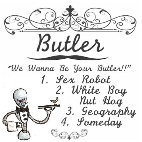 Butler - White Boy Nut Hog