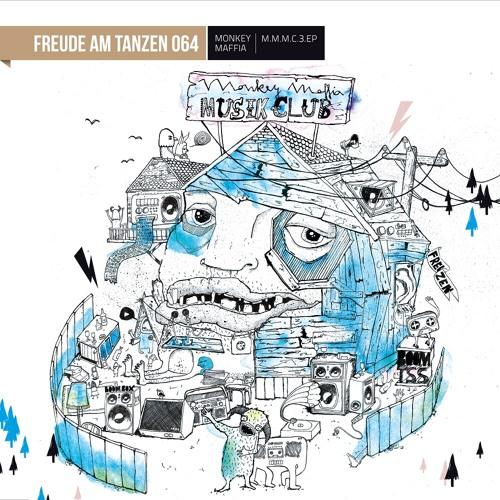 FAT 064 - Monkey Maffia - M.M.M.C.3.EP