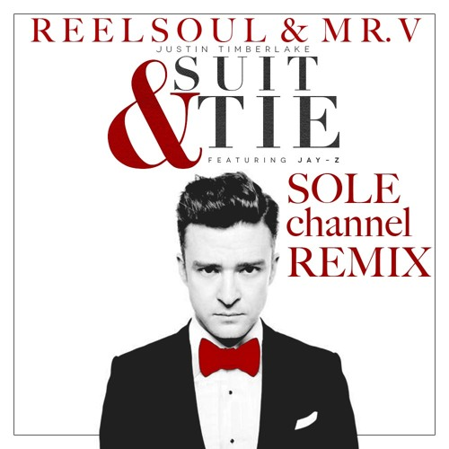 Suit & Tie (SOLE channel CLEAN Remix)