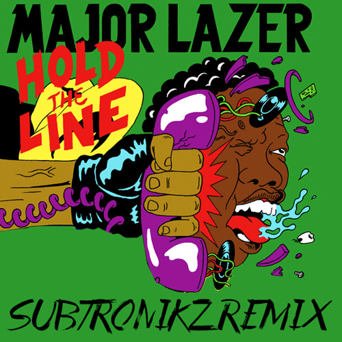 Diplo & Switch - Hold The Line (Subtronikz Remix) | Free Download |