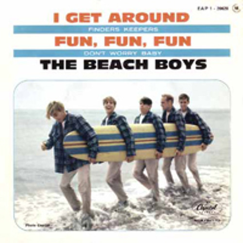 I Get Around by The Beach Boys: Live @ Riverside Park - Council Bluffs, IA