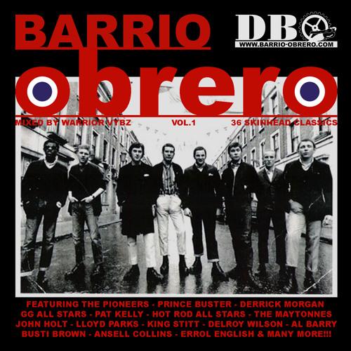 BARRIO OBRERO - SKINHEAD REGGAE MIXTAPE