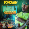 Popcaan - Unruly Rave (Raw) - Block Party Riddim - June 2013