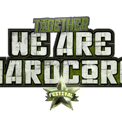 Johnny Napalm @ Together We Are Hardcore Festival (08-06-2013 North Sea Venue, NL)