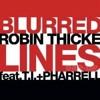 Robin Thickle - Blurred Lines ft. T.I, Pharrell (DJ RiGo Hype Extended Remix) 120Bpm