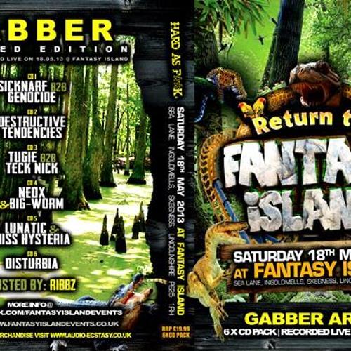 Sicknarf B2B Genocide @ Fantasy Island 2013 - 18/05/13 - (mini teaser) - 6 X CD Pack Out Now !!!