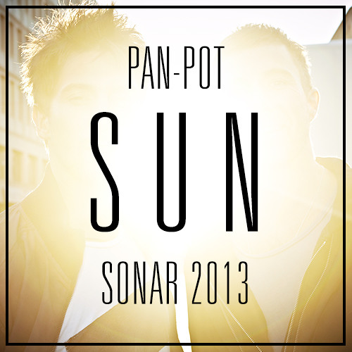 Pan-Pot - Sonar by Day 2013