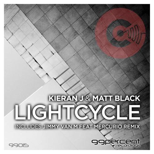 Kieran J & Matt Black - 'LightCycle' out now on beatport !!!