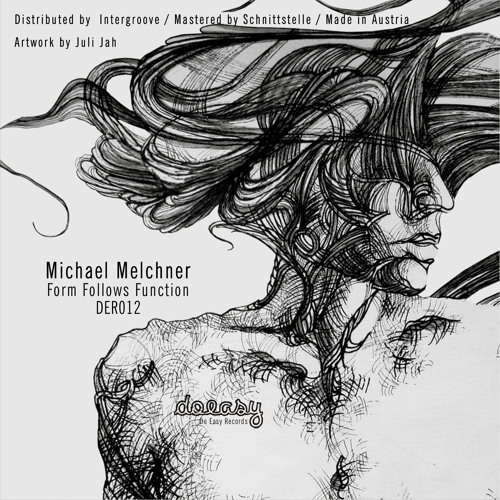 DER 012 / Michael Melchner - Form Follows Function Ep