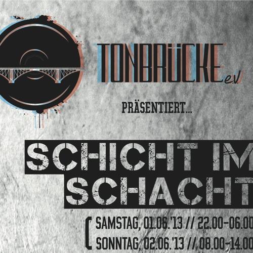 Folie à DEUX *LIVE @ SCHICHT IM SCHACHT / 01.06.'13 / Dortmunds Absoluter Club / 60min