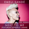 Emeli Sandé - Next To Me feat. Kendrick Lamar (iSHi Remix)