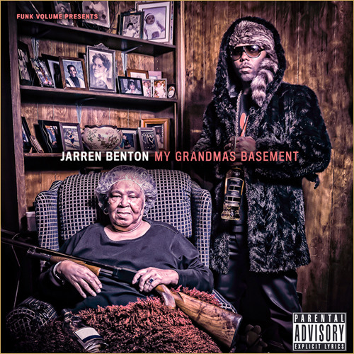 Jarren Benton - Life in the Jungle [NEW 2013]